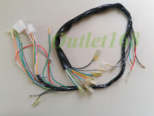 motorcycle wires electrical cabling for honda cb125s for sale ebay rh ebay com