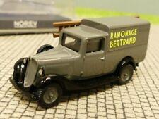 1/87 Norev Citroen U11 Truck 1935 RAMONAGE BERTRAND grau 159927