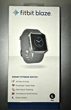 Fitbit Blaze Smart Fitness Watch Black Large US Version NEW