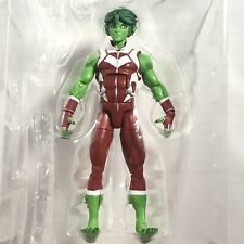 "DC Multiverse Beast Boy 6"" Action Figure Ninja Batman Collect & Connect Series"