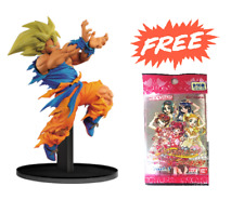 BANPRESTO DRAGON BALL Z WORLD FIGURE COLOSSEUM VOL.1 SUPER SAIYAN SON GOKOU GOKU
