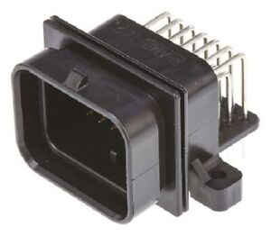 TE Connectivity Superseal Series 4Row 26 Way Through Hole Plug - 9-6437287-8