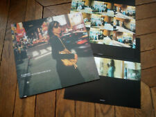 PJ HARVEY Stories from the city LP Pochette interieure & insert
