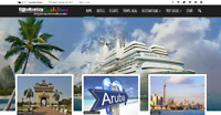 Turnkey Travel Blog For Passive Income (Gold Package)