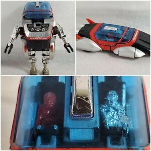 1983 Super Gobots PSYCHO 030 Enemy Robot Show Car Future Mach Tonka 7252 MRDX-01