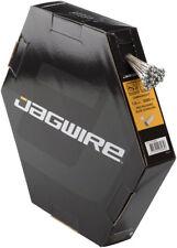Jagwire Pro cable de freno 1.5x2000mm pulido secos inoxidable Campagnolo 50box