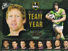 2009 Select NRL Classic Series - Team of the Year TY6 Alan Tongue