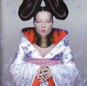 Björk : Homogenic (CD 1997) **GOOD COND**  BARGAIN!!  FREE!! UK 24-HR POST!!