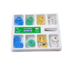 Dental Finishing And Polishing Discs Strips Mandrel Resin Filling Material 1.075