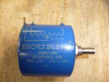 Large Precision Potentiometer Bourns 200k