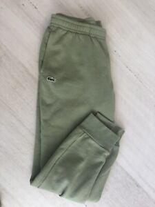 Authentic Lacoste Joggers, Jog Pants, Large, 5, Superb