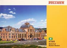 "Vollmer 47505 ( 7505 )  N - Bahnhof "" Baden- Baden "" NEU & OvP"