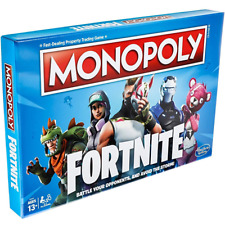 Monopoly E6603102 Fortnite Edition Board Game Multicolor