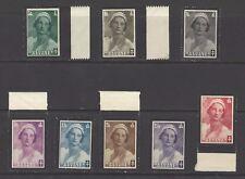 BELGIUM # B/170-177  MNH  QUEEN ASTRID MEMORIAL ISSUE