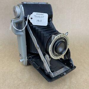 Kodak Tourist 1948 Vintage Folding Film Camera
