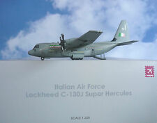 Hogan Wings 1:200 Lockheed C130 Hercules Italian Air Force + Herpa Catalogue