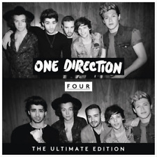One Direction - Four : (CD) W or W/O CASE EXPEDITED includes CASE