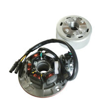 New Magneto Stator And Flywheel Set for YX 150cc 160cc PIT PRO Trail Dirt Bike