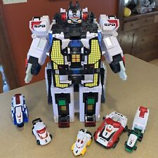 2005 Bandai Power Rangers SPD Delta Command Megazord Large Action Figure