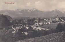 Traunstein AK 1909 panorama Alpi Baviera 1705115