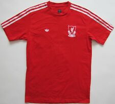 Liverpool 1980s football jersey shirt camiseta Adidas Originals vintage Small S