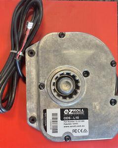ozroll Ods L10 mech 15.121.000 Motor Roller shutter