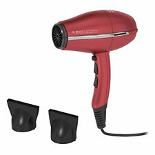 Gama Italy Professional A11.3800hal.rs Asciugacapelli professionale Rosso