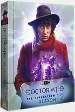 Doctor Who The Collection Season 12 Boxset (Tom Baker) Blu-Ray