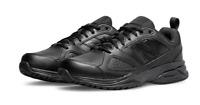New Balance MX624 Mens X-Training Shoes (4E) (Black)