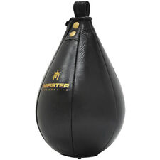 MEISTER SPEEDKILLS GENUINE LEATHER SPEED BAG - MEDIUM - Boxing Punching Training