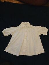chemise de bapteme d enfant ancien