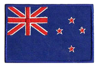 Badge Flag Patch Fiji Fiji Islands Small 45 x 1 3//16in Embroidered Fusible