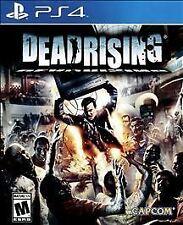 Dead Rising - PlayStation 4 Standard Edi VideoGames