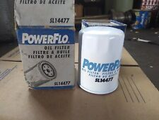 Engine Oil Filter Powerflo SL14477 Purolator L14477 Wix 51396