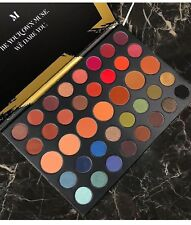 Morphe 39A Second Nature Makeup Eyeshadow Palette  & Free ship
