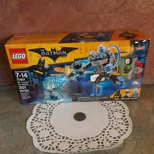 Lego The Batman Movie 70901 Mr. Freeze Ice Attack sealed nib y