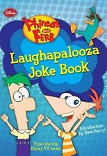 Phineas and Ferb Laughapalooza Joke Book by Richards, Kitty