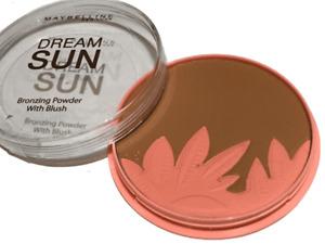 Maybelline Bronzing Powder with Blush Bronzed Tropics 10