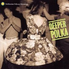 Deeper Polka-More Dance Music From The Midwest (2002, CD NEUF)