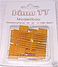 Pallets Kit BIMA TT NEW IN BLISTER OVP 1:120 Load HM2 Å