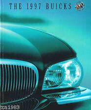 1997 BUICK Brochure/Catalog:RIVIERA,LeSABRE,SKYLARK,REGAL,PARK AVENUE,
