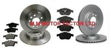 Saab 93 9-3. 1.8 1.9 2.0 2.2 TTid |2002-| Front & Rear Brake Discs With Pads