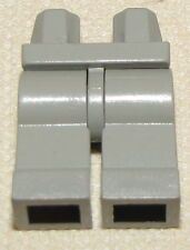 LEGO MINIFIGURE LEGS PLAIN LIGHT GREY LEGS TOWN BOY GIRL MINIFIG PANTS