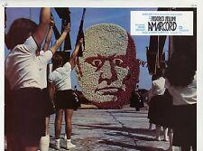 FEDERICO FELLINI AMARCORD 1973 PHOTO ANCIENNE VINTAGE LOBBY CARD N°2