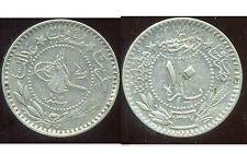 TURQUIE  10 para 1327-1909   ( 3)   ( bis )
