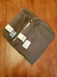 Lot 2 Pair Vtg 90's NWT Boy Scouts Uniform Scoutmaster Shorts Size 56 Wool Blend