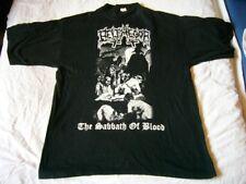 BELPHEGOR – very rare old The Sabbath… T-Shirt!!! black metal