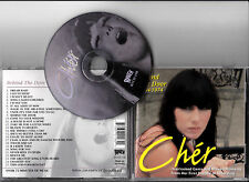 CD PICTURE 25T CHER BEHIND THE DOOR 1964-1974 BEST OF 2000 TBE RARE