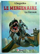"""BD EO LE MERCENAIRE """"LA FORMULE"""" TOME 2"""