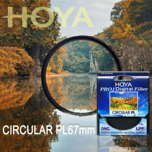 HOYA CPL Pro1 Digital Camera CIRCULAR Polarizer 67mm for SLR Camera Lens Filter